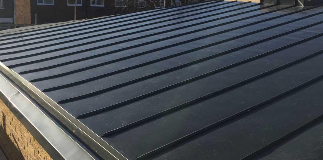 Rheinzink Graphite Grey Surrey Zinc Ltd
