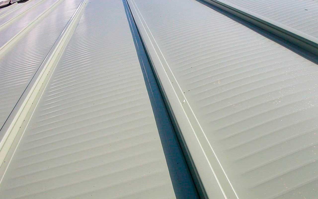 Aluminium Roofing & Cladding