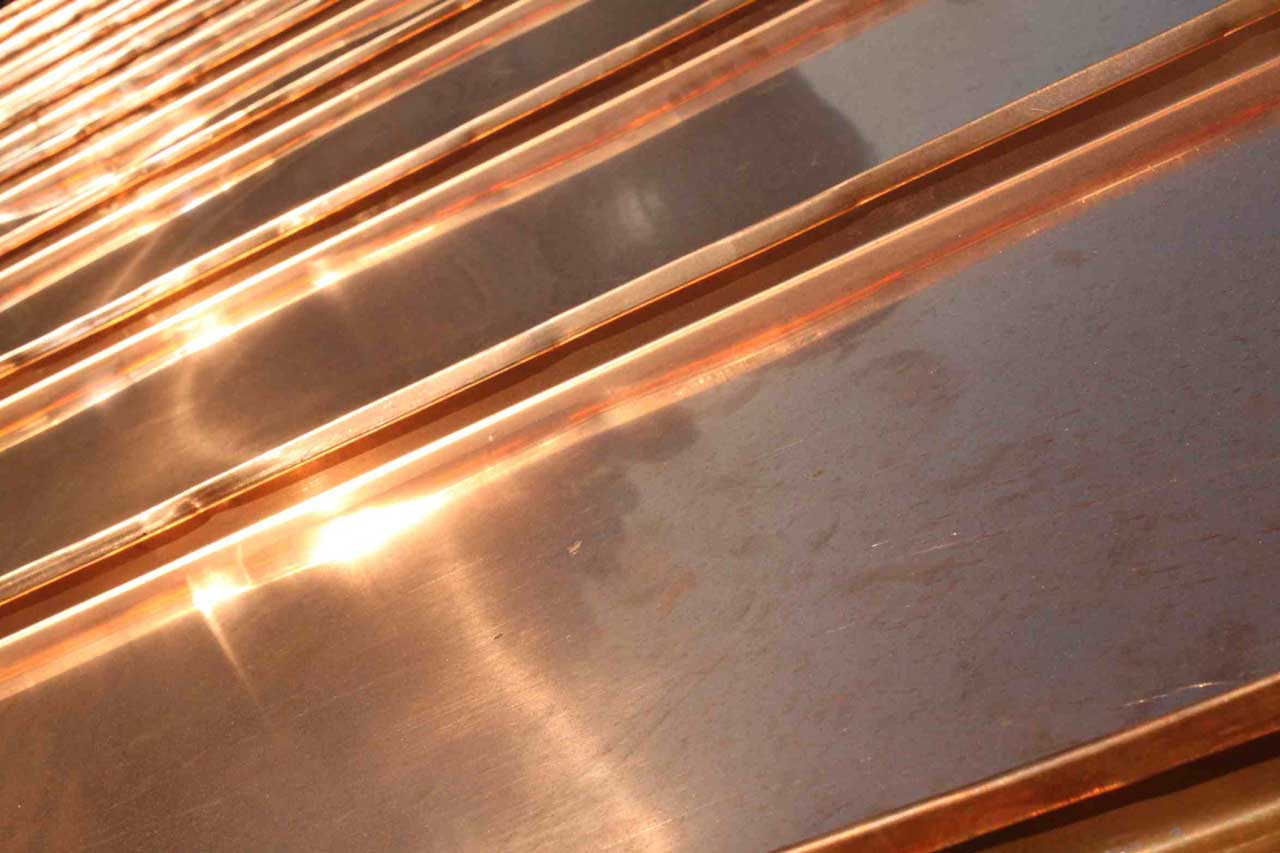 Copper Roofing & Cladding