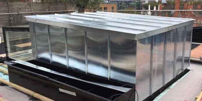 Surrey Zinc Roofing
